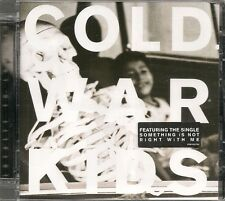 CD ALBUM 13 TITRES--COLD WAR KIDS--LOYALTY TO LOYALTY--2008