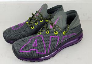 76588d850836cd Nike Air Max Flair Up Tempo Shoes Size 8.5Mens AH9711-001 Grey ...