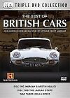 Best Of British Cars (DVD, 2007)