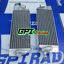 Aluminum radiator KTM 125/200/250/300 SX/EXC/XC/MXC 98-07 1999 2000 2001 2002 05