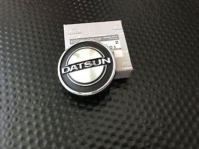 1970-1974 Nissan Datsun 240Z Chrome Hood Bonnet Logo Emblem Badge OEM NEW