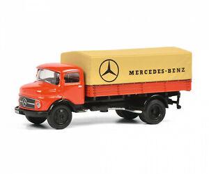 MB-L911-Mercedes-Benz-Schuco-452649700-H0-Model-1-87