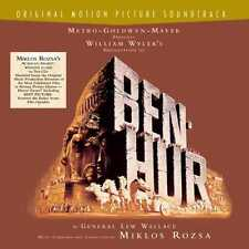 Ben Hur - 2 x CD Expanded Score - Limited Edition - Miklos Rozsa