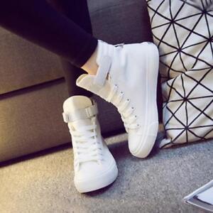 Women-High-Top-Sport-Casual-Flat-Canvas-Shoes-Girls-Student-Fashion-Sneaker-Yooo