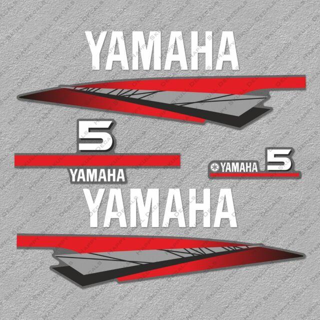 Yamaha 5hp 2 Stroke OUTBOARD Engine