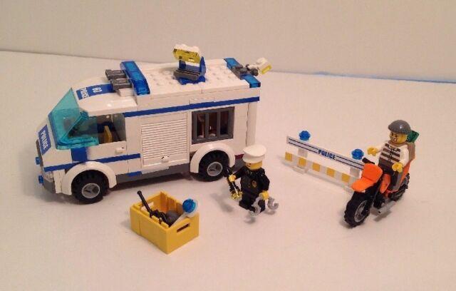 Lego 7286 Prisoner 2011 100 Build Complete Ebay