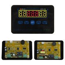 220V 10A LED Digital Temperatur Regler Thermostat Controller Sensor -55 ~ +120 ℃