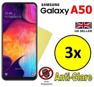 3x-Hq-Matte-Anti-Reflet-Ecran-Housse-Protection-Pour-SAMSUNG-GALAXY-A50