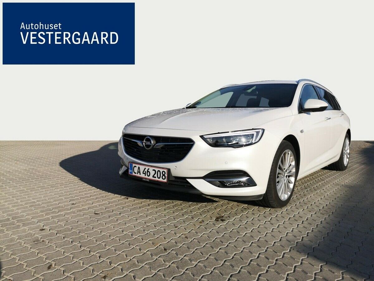 Opel Insignia 1,5 T 165 Innovation ST aut. 5d