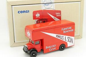 CORGI-CAMION-BEDFORD-HOWELL-039-S-PANTECHNICON-AVEC-SA-BOITE