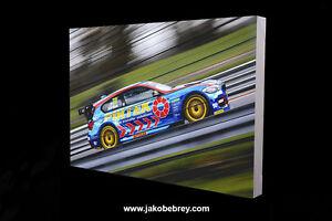 BTCC-Andrew-Jordan-Brands-Hatch-2017-Art-Motor-Sport-Canvas