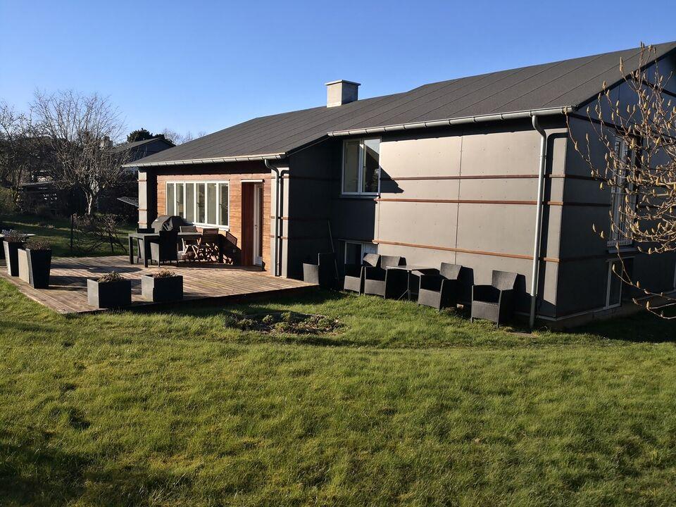 Hus byttes, 3000, 110 kvm