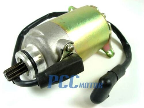 12V 9 TOOTH Starter Motor GY6 150cc 125cc Scooter ATV Moped Chinese M ST05