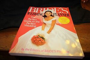 New Brides Planner Book