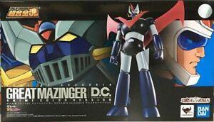 GX-73SP-Great-MAZINGER-ANIME-COLOR-Mazinga-Bandai-Tamashii-Exclusive-Brown-Box