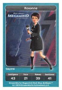 Card-Carrefour-Dreamworks-Megamind-Roxanne-No-158