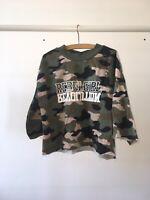 Camouflage jakke ved Laulia
