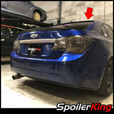 818r Stancenride Rear Roof Spoiler Window Wing Fits Chevy Cruze 2010 2016 Fits Cruze