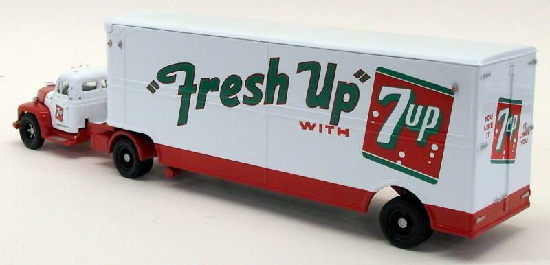 Corgi Diamond T620 Fruehauf fresco 7 Up Camión Remolque 52913 Nuevo en Caja Nuevo retirado