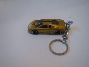 Lamborghini Revention Diecast Model Toy Car Keychain Keyring New