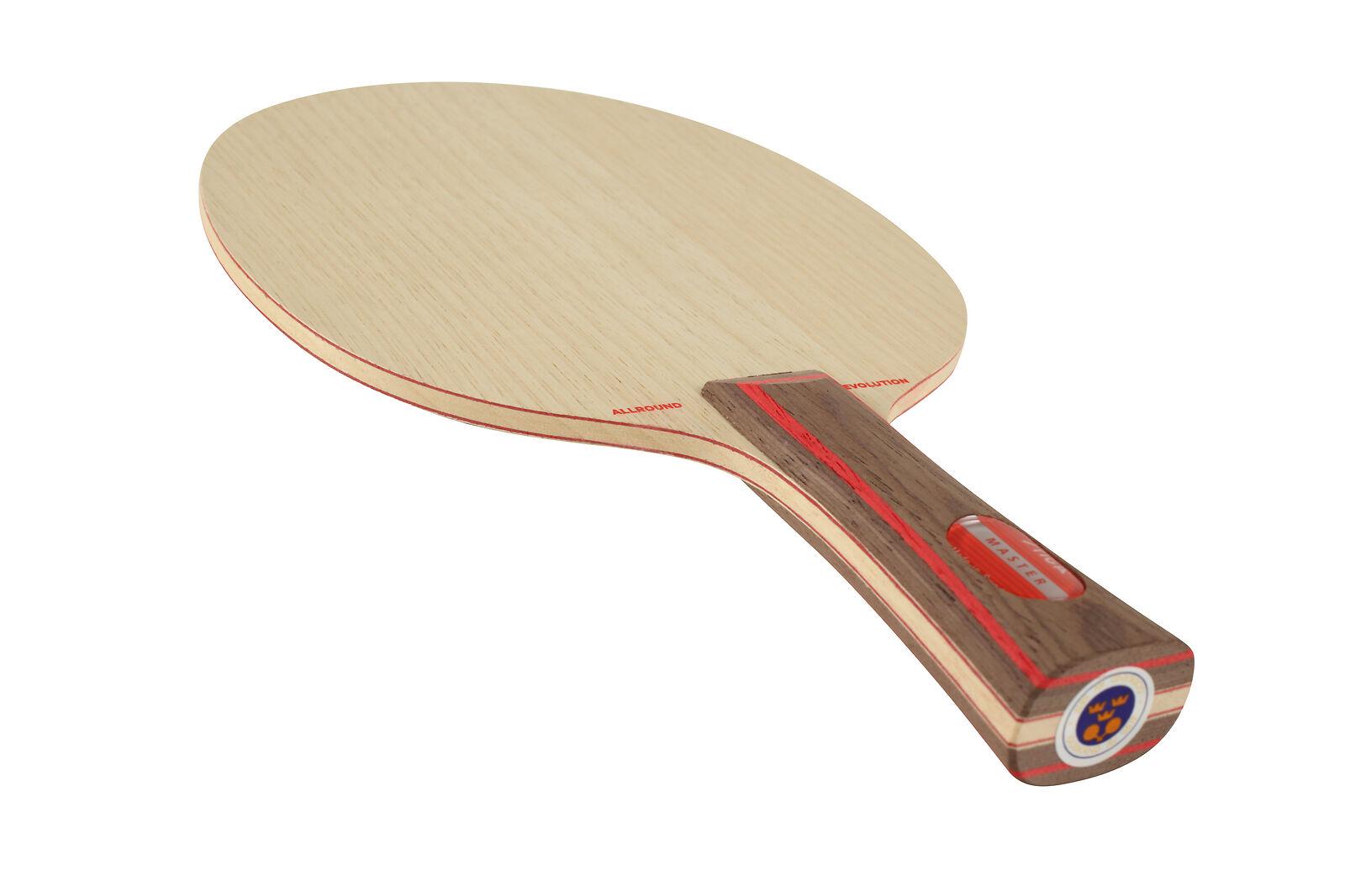 Stiga Allround Evolution Tennis de Table-Bois Raquette de Tennis de Table