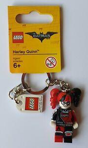 Lego HARLEY QUINN Keychain/Keyring - The Lego Batman Movie ...