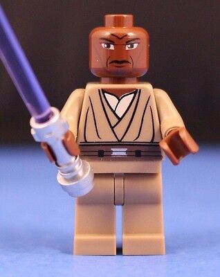 LEGO Star Wars Mace Windu Minifigure