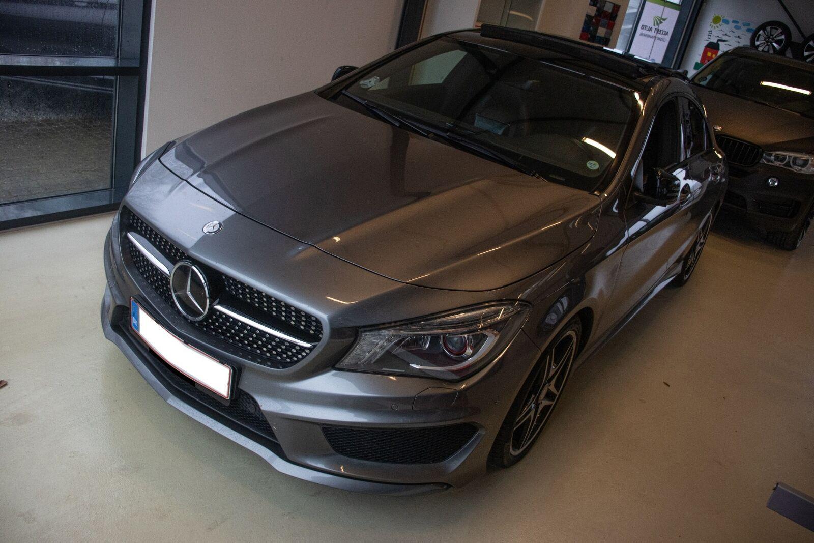 Mercedes CLA220 2,2 CDi AMG Line aut. 4d