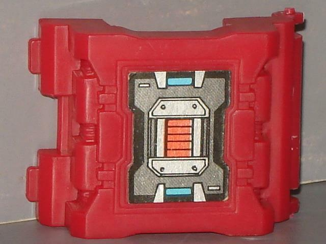 G1 TRANSFORMER FORTRESS MAXIMUS FOREARM COVER LOT  ORIGINAL 87 RELEASE