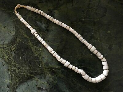Antique Native American Trade Beads Indian Trade Beads Necklace 74 Beads Total Ebay