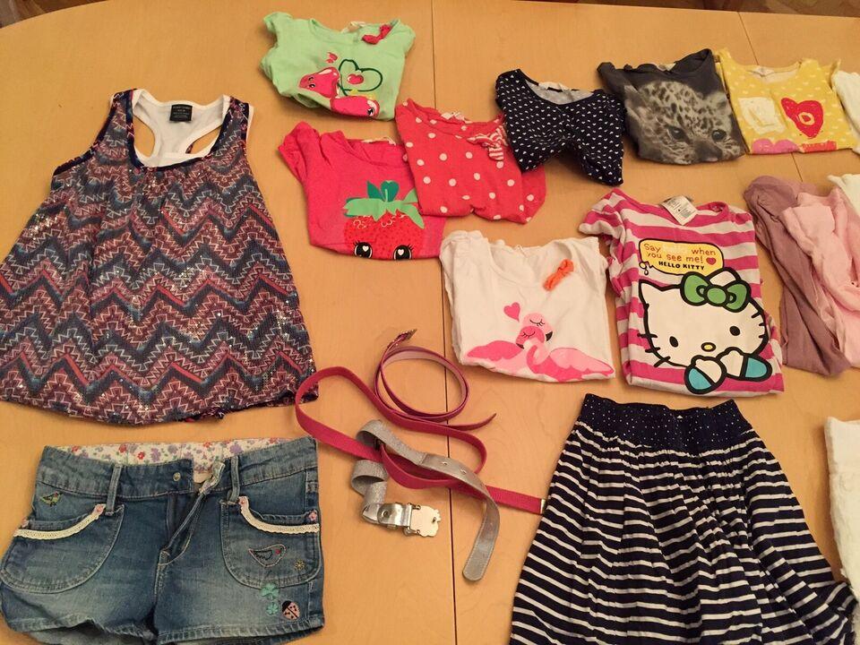 Blandet tøj, Bl, Bl
