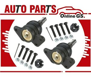 Front-Upper-Ball-Joint-Set-2PCS-f-GMC-Suburban-Savana-Yukon-C3500-K2500-1888-02