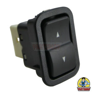 Window-Switch-Ford-BA-BF-Falcon-Single-1-Button-5-Pin-Type-No-Backlight