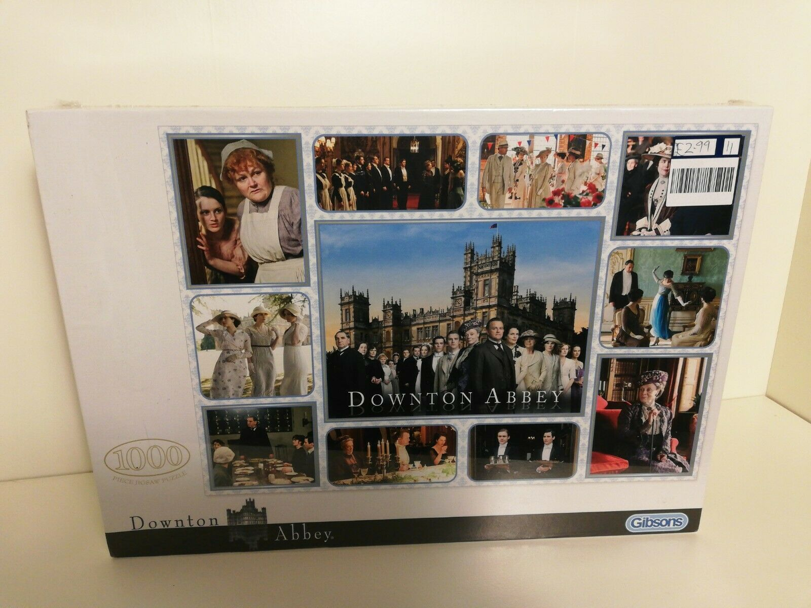 Gibsons Downton Abbey Jigsaw Puzzle 1000 Pieces