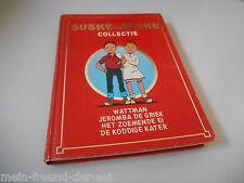 Kinder Comic Suske en Wiske : Collectie 71-74 (ea58 s. GB) STANDAARD UITGEV