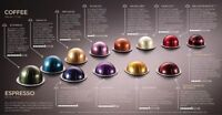 100new Original Genuine Nespresso Vertuoline Capsules Coffee&espresso 2day Sale