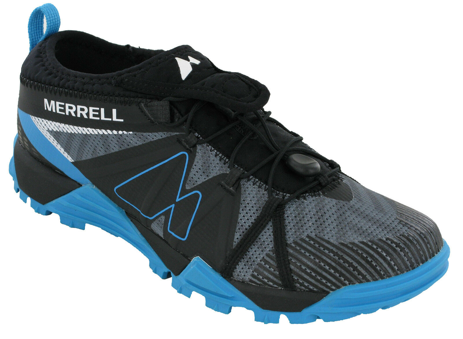 Merrell Avalaunch Trainers Mens Mesh Toggle Trail Hiking Running shoes J09685