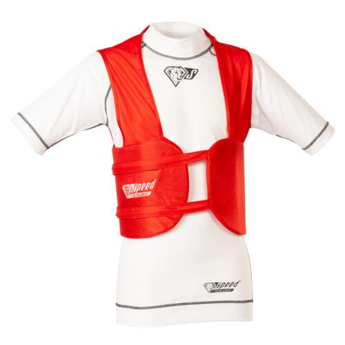 Speed RIPPENWESTE XXS-XXL Karting Protection des Côtes Racewear Rip Gilet