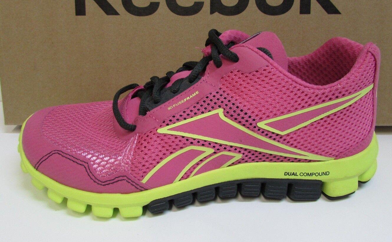 Reebok Größe 6  Pink Running Sneakers NEU Damenschuhe Schuhes