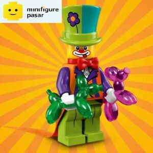 Lego 71021 Collectible Minifigure Series 18: No 4 - Party Clown - SEALED