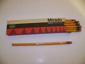 Vintage-Mirado-Eagle-Pencils-No-174-2-1-2-Berol-Super-Bonded