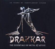 THE ESSENTIALS OF METAL & GOTHIC 2CD Nightwish XANDRIA Qntal