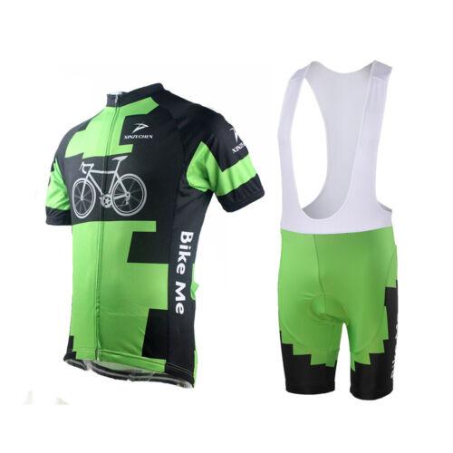 Weimostar Radtrikot Fahrrad Sportwear Bike Bekleidung Kurze T-shirt Set Tops