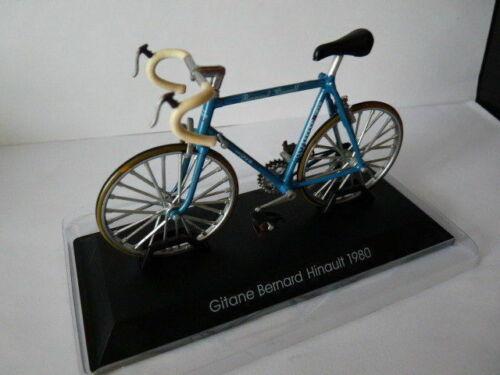 Vélo 1//15 GITANES Bernard Hinault 1980 Tour de France