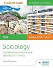 Socialisation, Culture and Identity with Family: 1: Student Guide by Steve Chapman (Paperback, 2016)