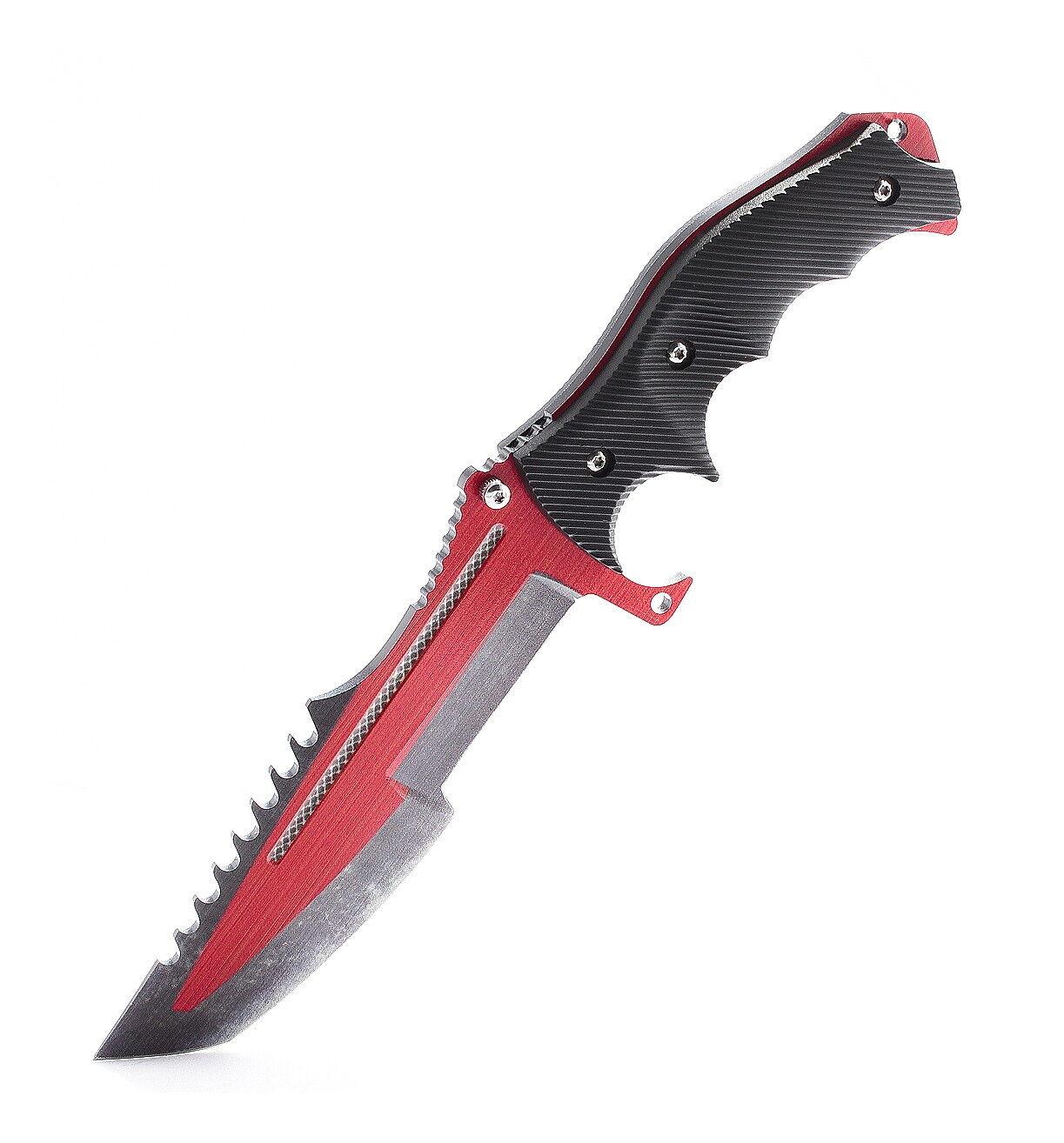CSGO CSGO CSGO Huntsman Knife - Autotronic - Real Knife Skins CSGO Sammelmesser Gaming FN  | Großer Räumungsverkauf  ecc876
