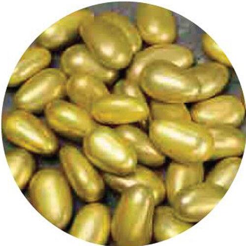 1KG Scatola ZUCCHERATE MANDORLE intere Metallico Coloreeato perla estremamente & Metallico intere BOMBONIERE d42acd
