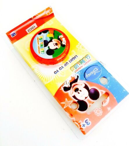 Disney Mickey Mouse Clubhouse Light Up Yoyo