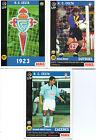 Lote cromos LFP Mundicromo de Marca. R. C. Celta. Liga 98-99