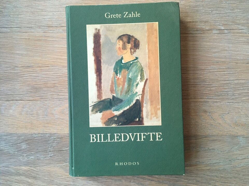 Billedvifte, Grethe zahle, emne: kunst og kultur